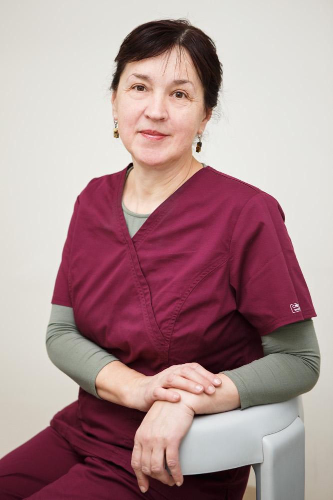 Bendrosios praktikos gydytoja odontologė Rūta Guobienė